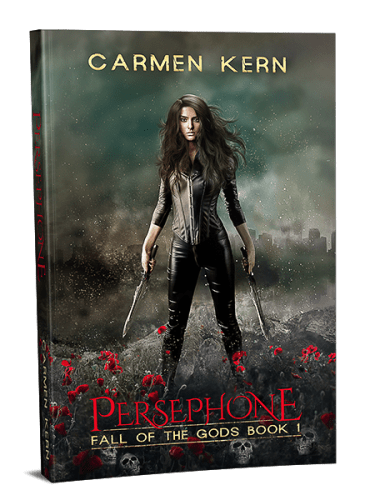 Persephone book cover