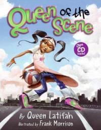 queen-scene-book-cd-latifah-hardcover-cover-art