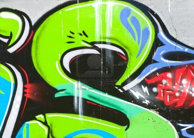 segment-of-urban-graffiti-wall-showing-letter-s
