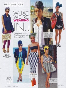 Page 28 of the June 2013 Issue of Essence Magazine