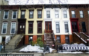 Typical BK Rowhouses