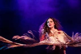 Gesto Flamenco con Carmen La Talegona / foto: Ariel Guevara