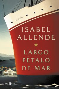 largo petalo de mar de Isabel Allende