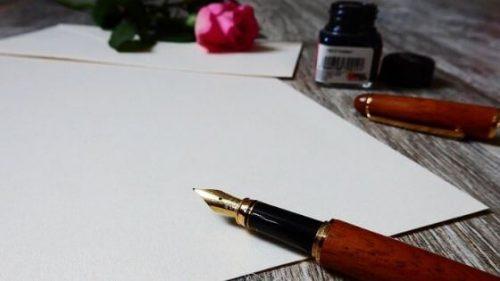 empezar a escribir nunca es tarde
