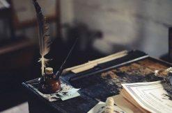 Foto portada post mitos sobre escritores
