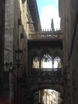 Gotisches Viertel - Brücke