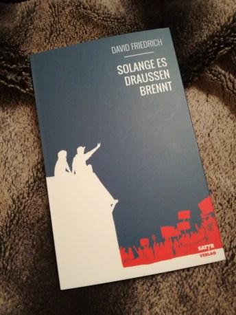 Buch von Slam Poet David Friedrich