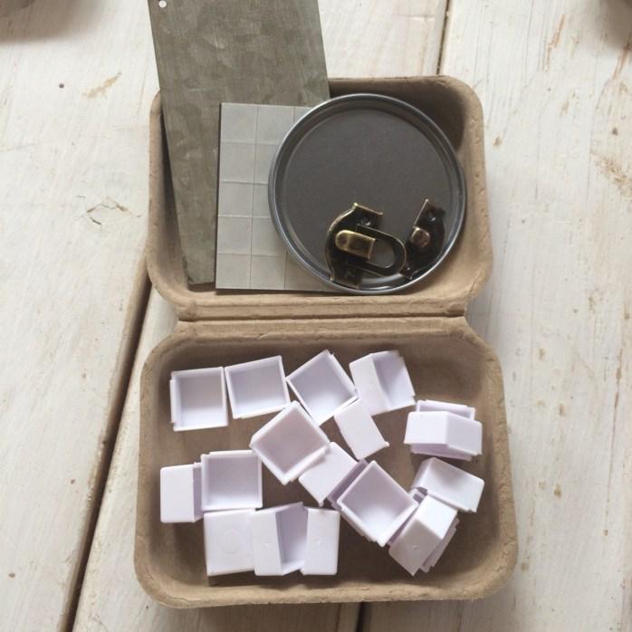 Small artist box kit