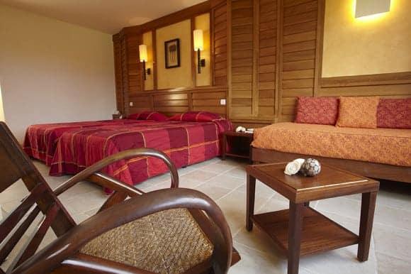 Club Room Room, Club Med La Caravelle, Club Med Guadeloupe
