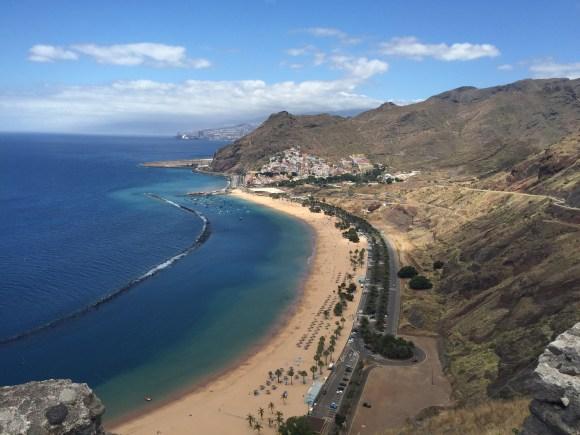 Plaza de Las Teresitas Beach, Tenerife