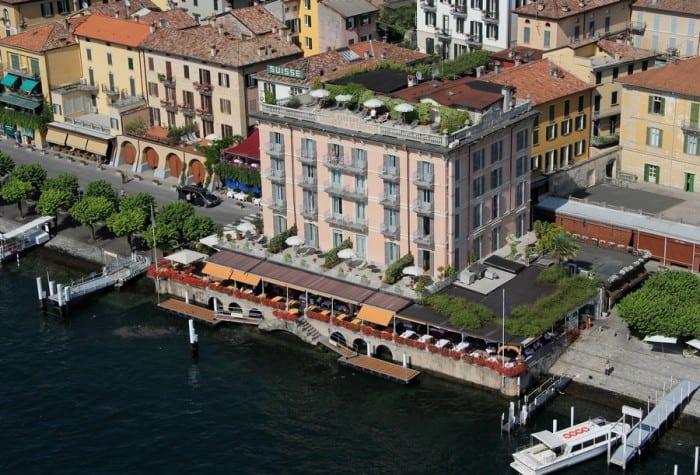 Lake Como – Hotel Metropole Bellagio