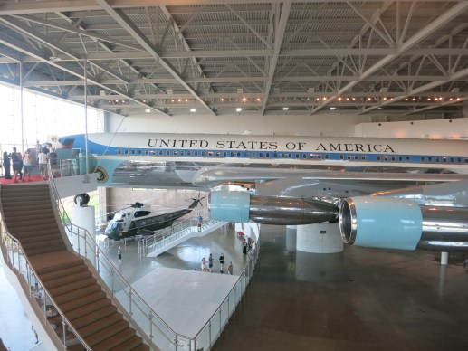 Air Force One, Ronald Reagan Presidential Library