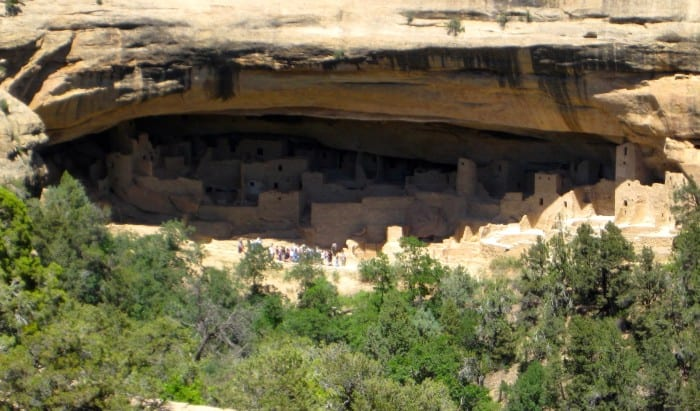 Discovering Mesa Verde National Park,  Colorado