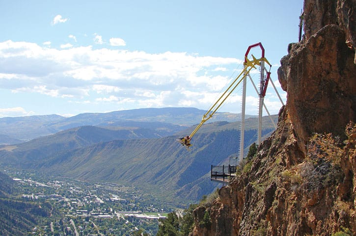 Glenwood Caverns Adventure Park – Fun, Scary and Thrilling Rides
