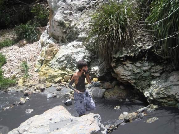 Mud Baths - Sulphur Springs
