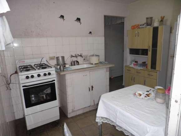 A Cuban kitchen in Havana