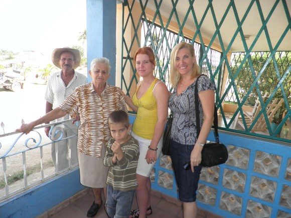 My Cuban Family in Placetas, Cuba