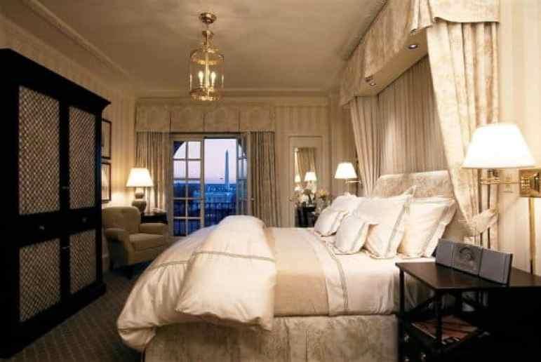 The Hay Adams Hotel DC