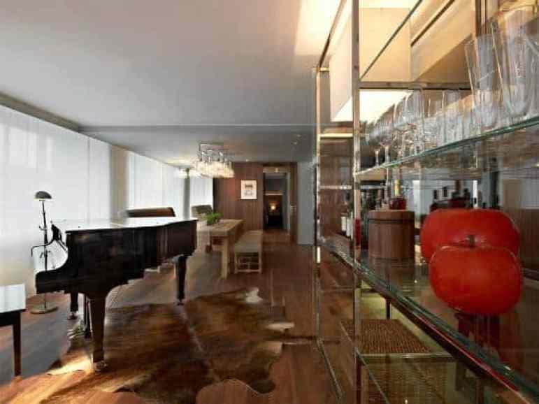 Park Hyatt DC Ambassador Suite
