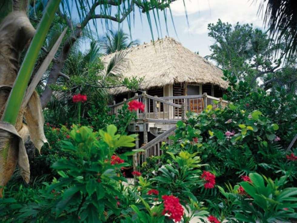 Little Palm Island Outdoor Bungalow, Little Torch Key, Florida