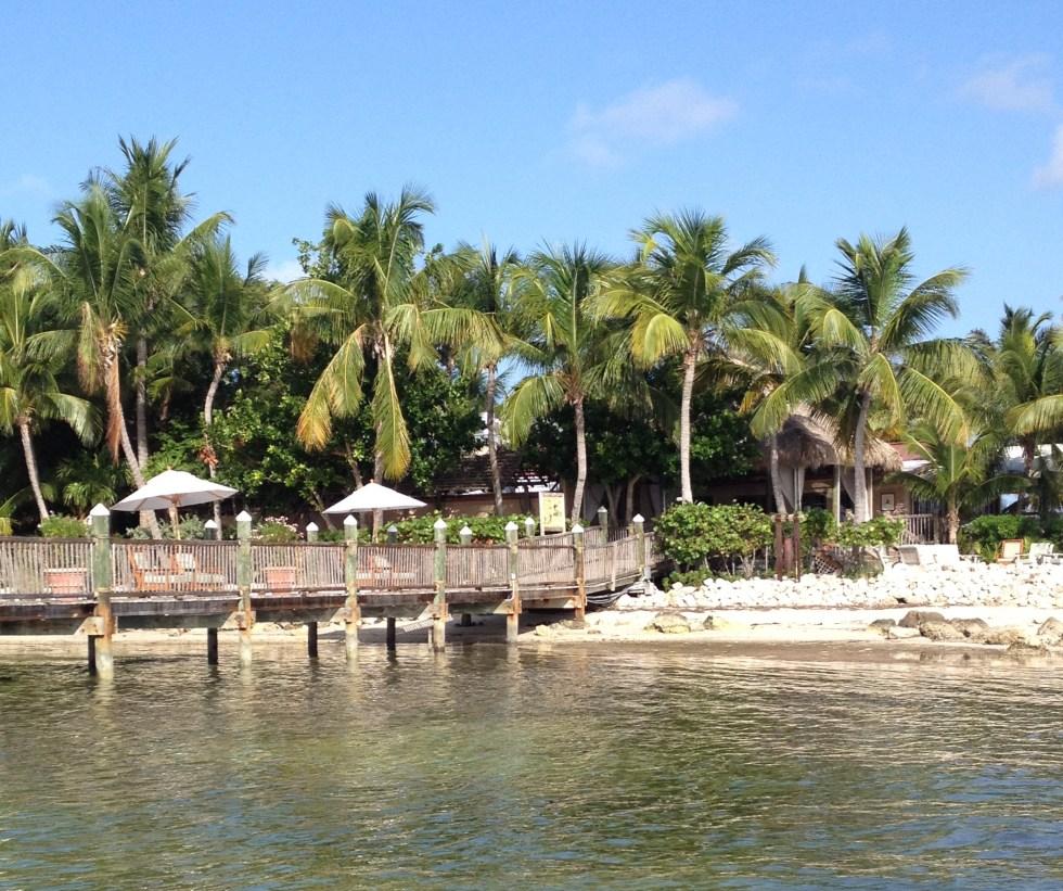 Little Palm Island Resort & Spa Dock Area, Little Torch Key