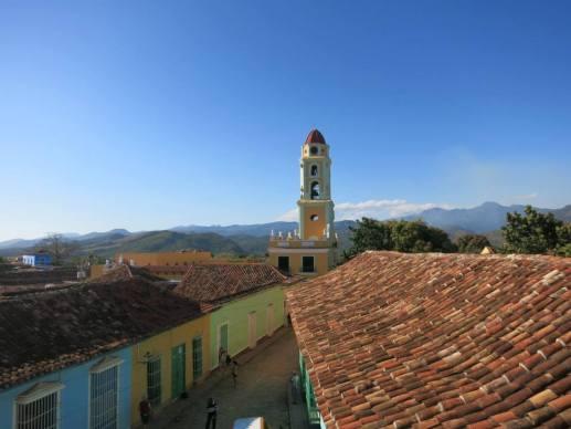 Town of Trinidad, Cuba