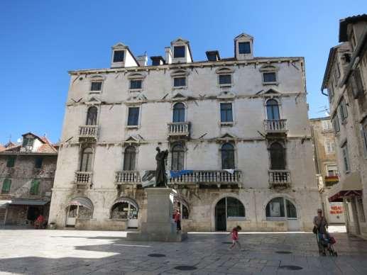 Milesi Palace, Split