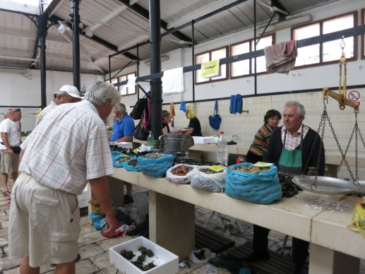 The Split Fish Market (Ribarnica)