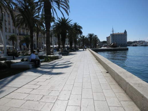 Riva Harbor, Split
