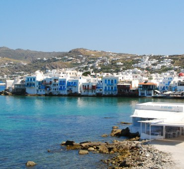 Mykonos Greece - Where to Go, What to See