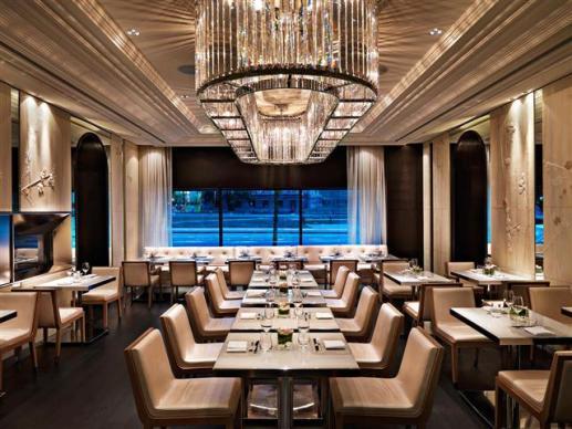 Rosewood Hotel Georgia - Dining Room