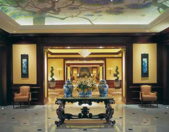 Four Seasons Hotel Westlake Village - Lobby Area (Image Source: Four Seasons Hotel)