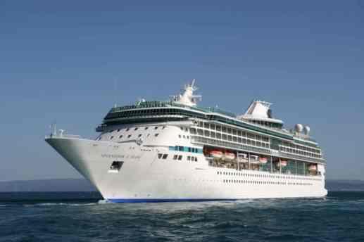 Splendour of the Seas, Royal Caribbean