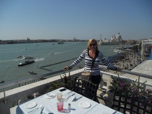 Restaurant Terrazza Danieli, Venice