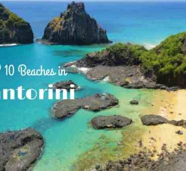 Top 10 Best Santorini Beaches