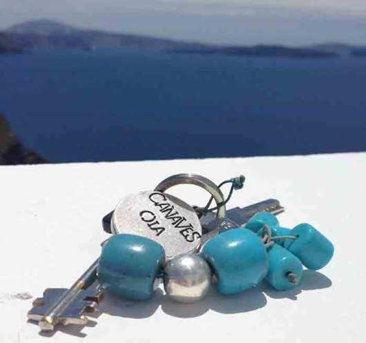 Canaves Oia Hotel Keys, Santorini, Greece