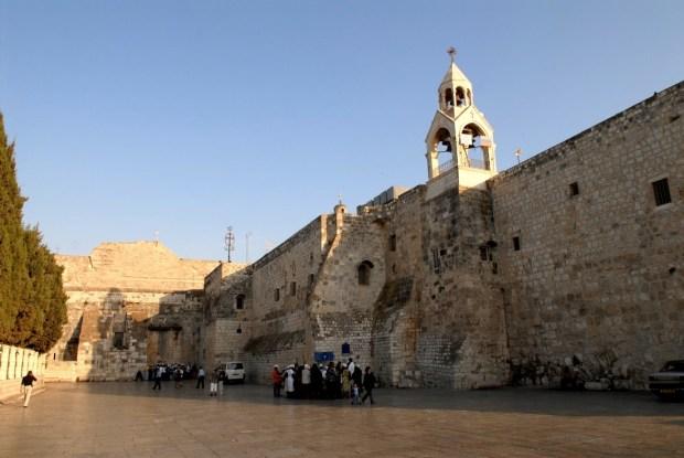 Church of Nativity Bethlehem