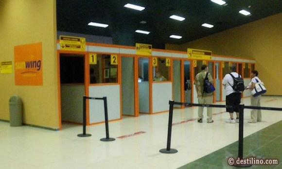 Santa Clara Airport. More Photos HERE