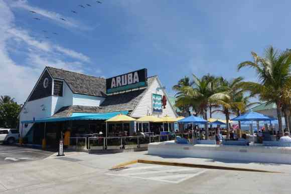 Aruba Beach Cafe, Lauderdale By the Sea