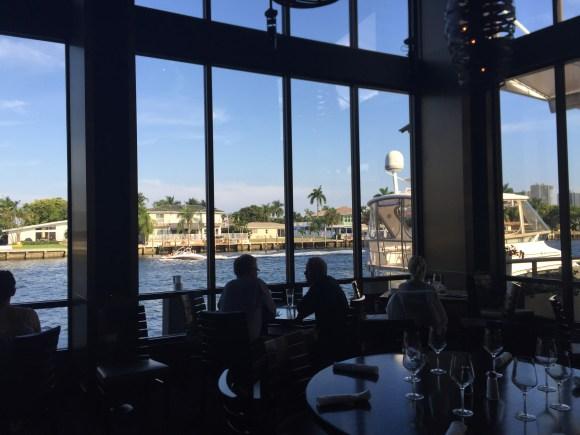 Kaluz Restaurant Indoor Dining, Fort Lauderdale