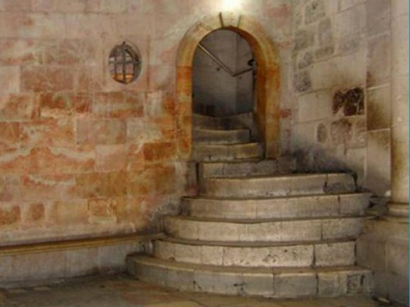 Stairway to Chavery, Church of the Holy Sepulchre