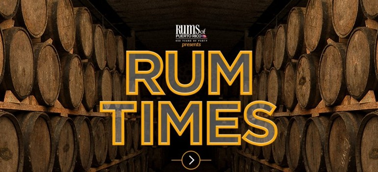 It's Rum Time! Puerto Rico and Its Rum