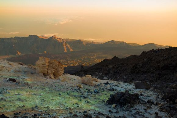 Mount Teide colorful landscape (photo credit: Juan Gutierrez - exposingthemoment.com)