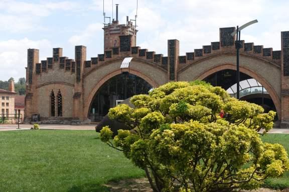 Codorniu Cava Winery Museum and Wine Cellars