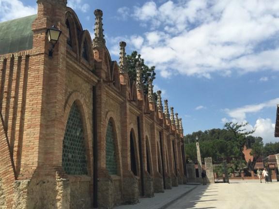 Cathedral of Cava, Codorniu Winery