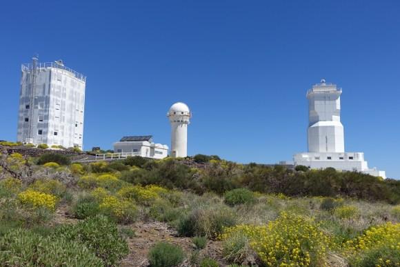 Teide Observatory - Solar Telescopes