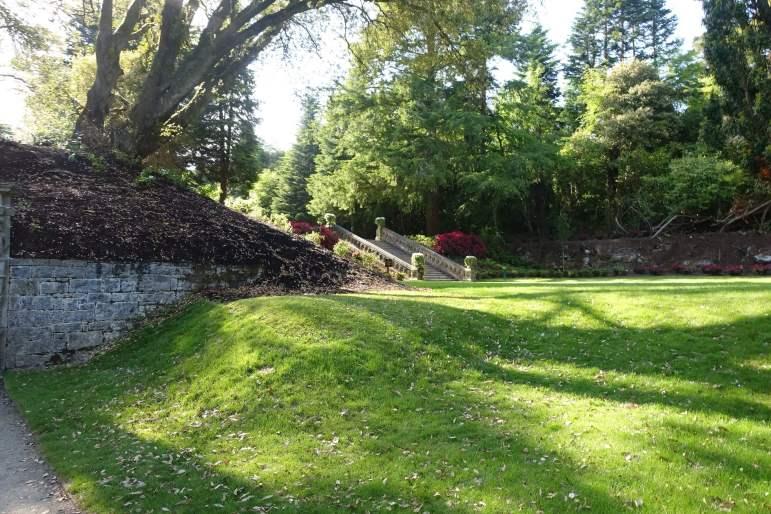 Ashford Castle ground and gardens, Ireland