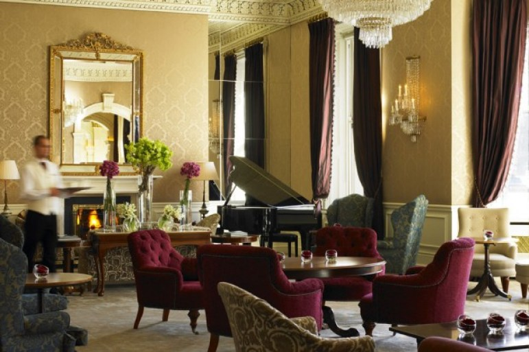 The Shelbourne Dublin, A Renaissance Hotel - Lord Mayor Lounge