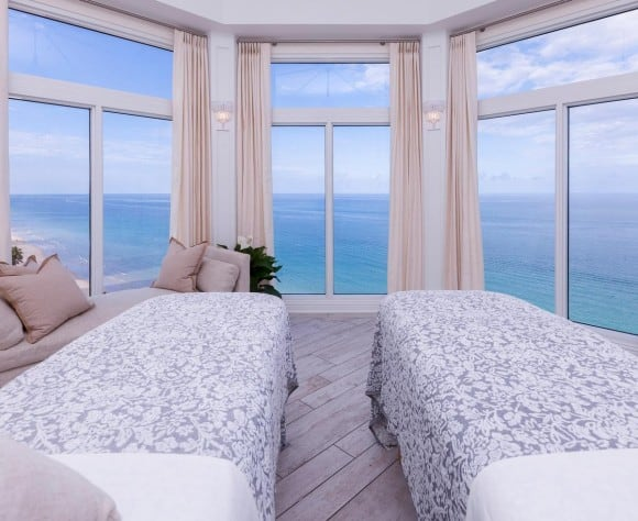 The Spa Suite at PURE Spa - Pelican Grand Beach Resort - Fort Lauderdale (photo courtesy of Pure Spa