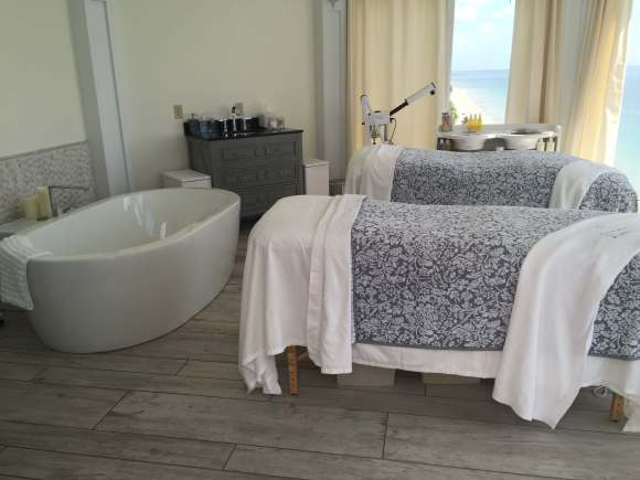 The Spa Suite at PURE SPA - Pelican Grand Beach Hotel - Fort Lauderdale